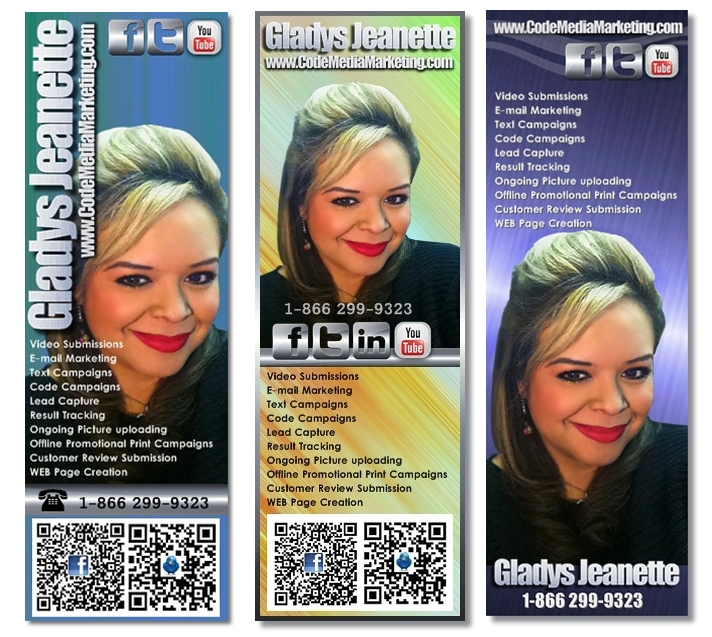 Facebook Profile Banner for Gladys Jeanette Colon